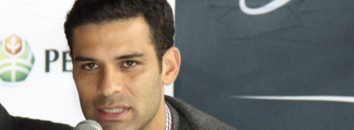 Rafa Márquez se presenta a declarar voluntariamente ante la PGR