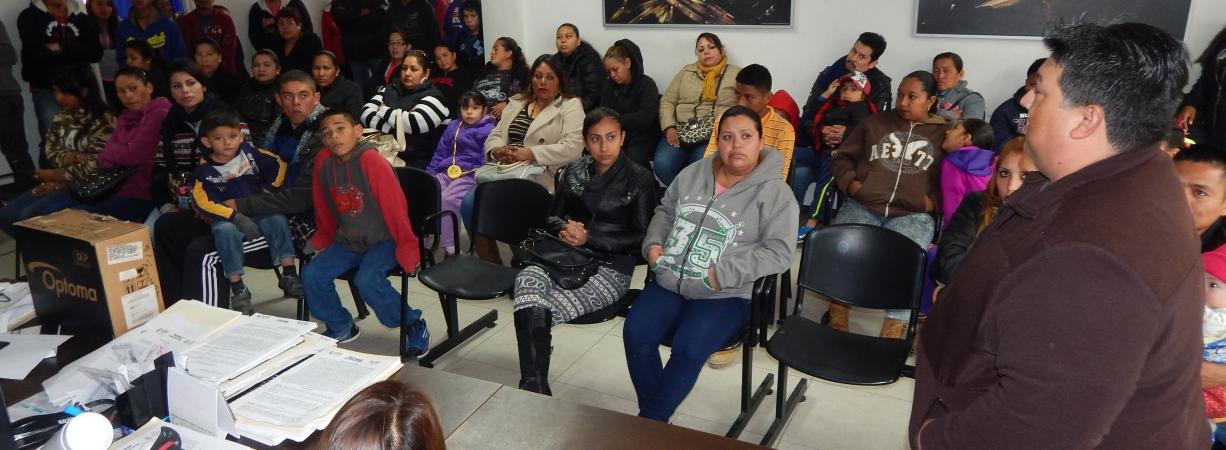 REANUDARÁN EL SÁBADO 05 DE AGOSTO TALLERES DEL PROGRAMA SALVANDO UN MENOR.