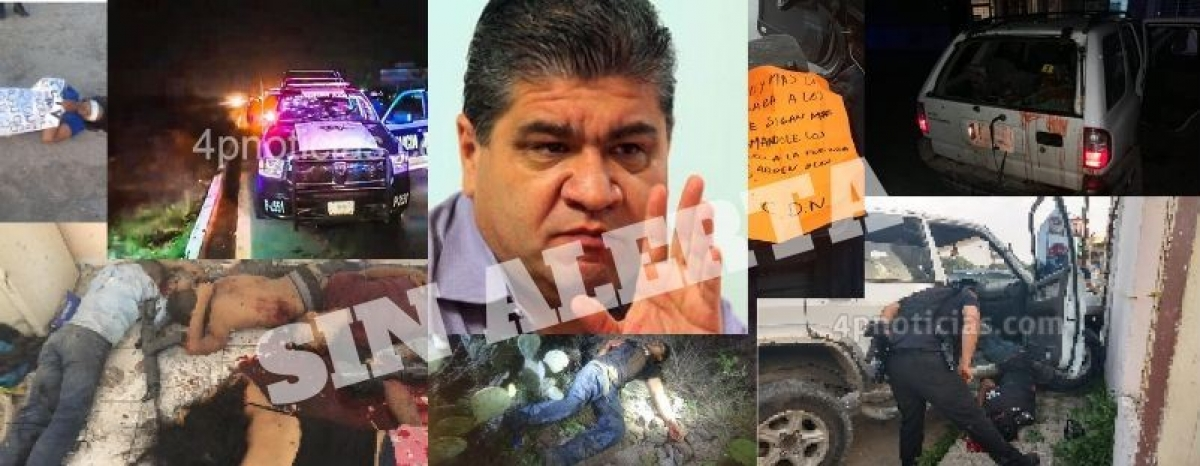 Más de una veintena de muertos, pero no hay alerta por violencia; dice Riquelme