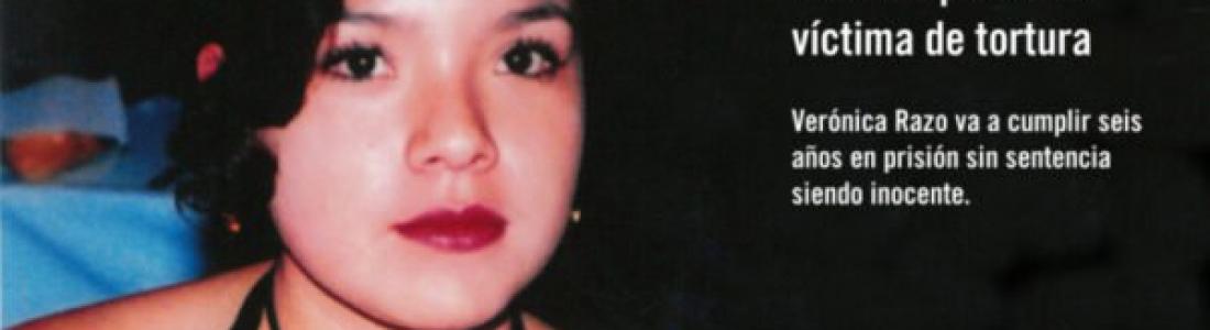 #VerónicaLibre, más de 135 mil firmas para exigir la liberación de Verónica Razo: AI