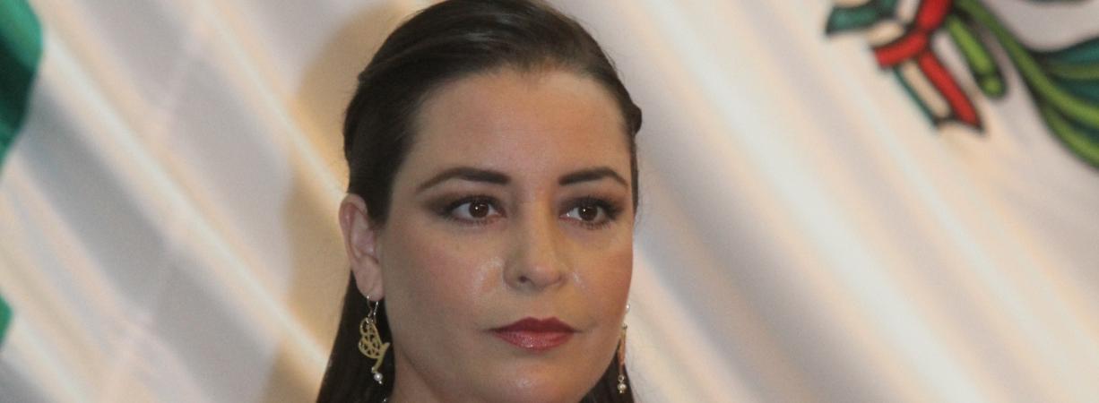 """""""No escuché a secretario de OEA"""", Verónica Martínez"""