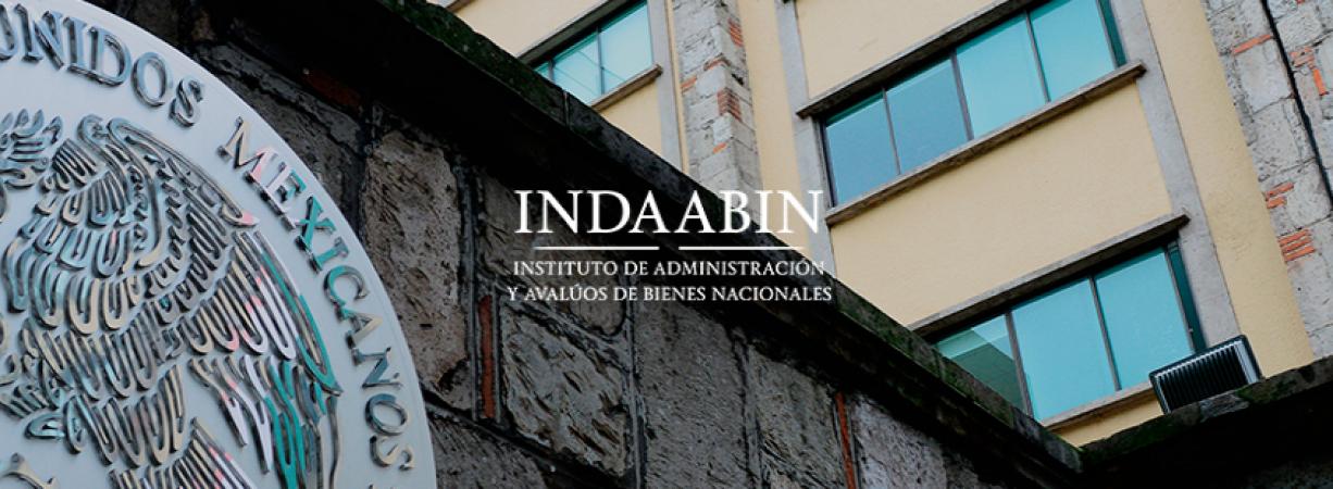 ACUDIRÁN ANTE EL INDAABIN PARA DESTRABAR EL TEMA DE LOS  PATIOS FISCALES.