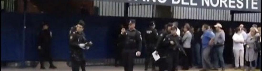 Jaime Rodríguez afirma que atacante de secundaría murió