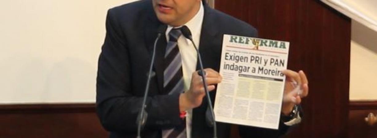 No permitirá PAN, imponga Gobernador al actual  Procurador  al frente de Fiscalía Anticorrupción