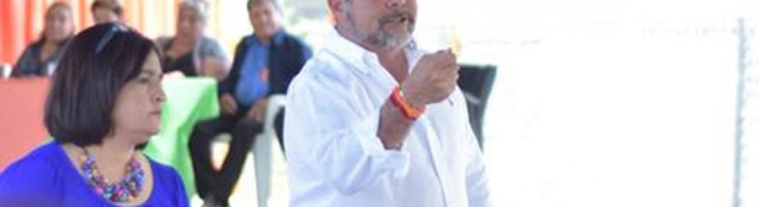 Alcalde de Allende, Coahuila, camina a la capital para exigir 100 MDP por pago de participaciones