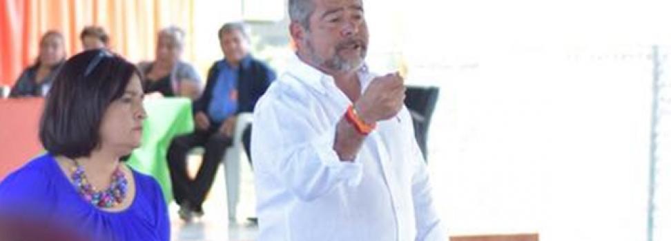 Edil de Allende suspende marcha
