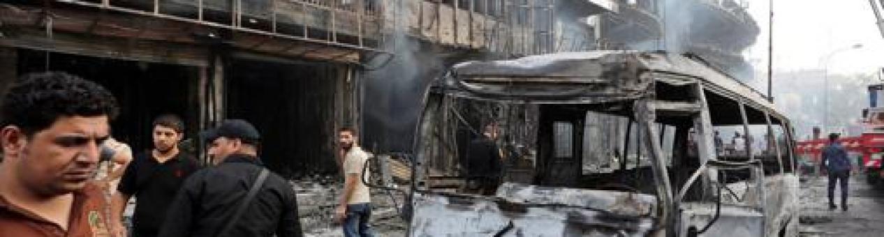 Al menos 125 muertos y casi 200 heridos en un atentado de Daesh en Bagdad