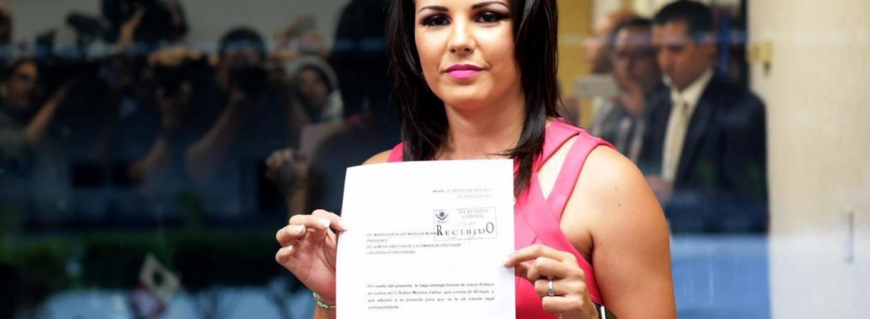 Presenta GPPAN juicio político contra Rubén Moreira por su intervención en la pasada elección a Gobernador de Coahuila
