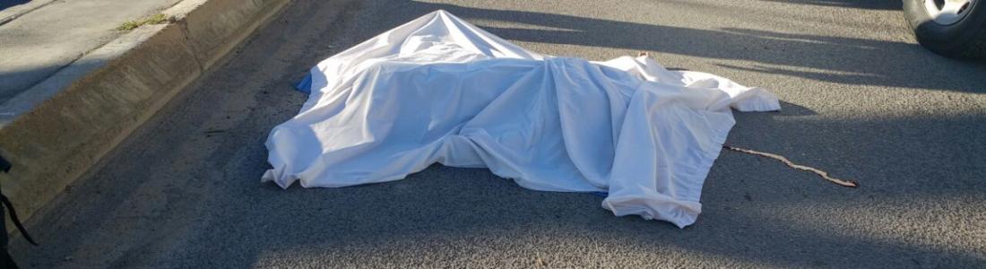 Muere joven mujer arrollada en Libramiento José de Las Fuentes.