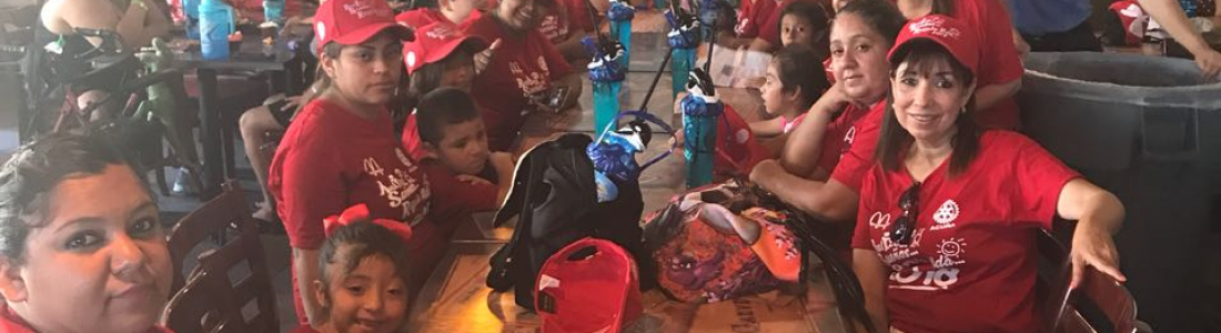 """""""Realiza sueños, regala vida"""" lleva 9 niños a Sea Word"""