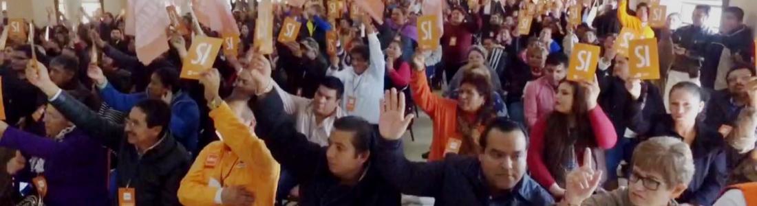 Es Lenin Pérez pre-candidato a Gobernador de UDC