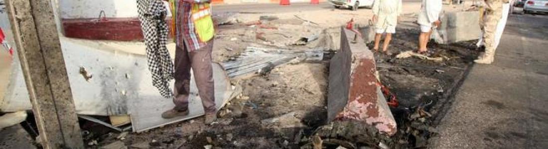 Al menos 27 muertos en dos atentados en Bagdad