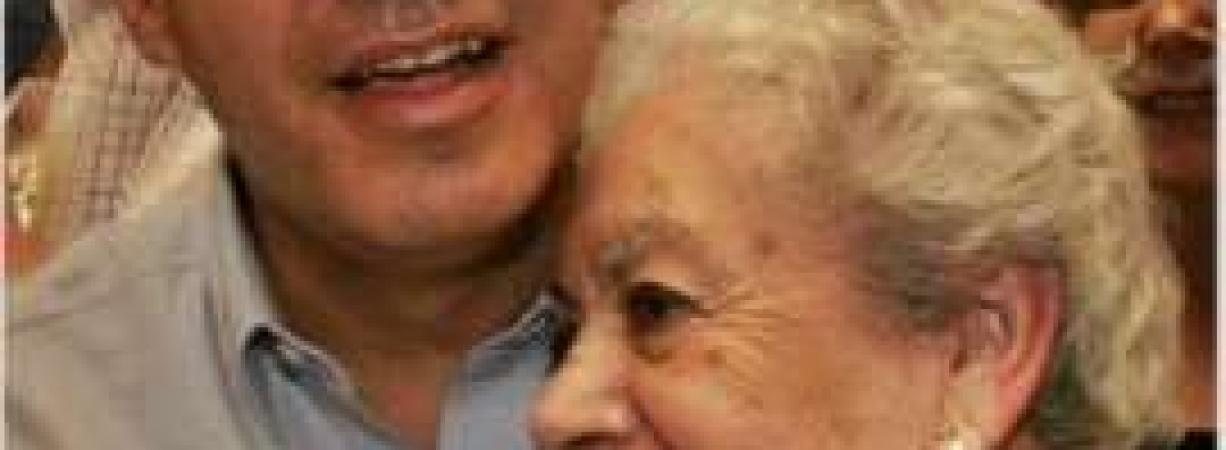 Fallece madre del ex presidente Felipe Calderón