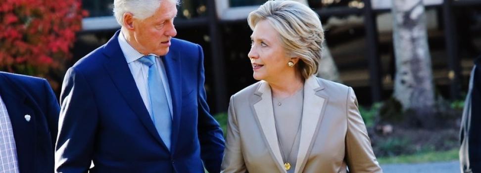 Hallan un artefacto explosivo cerca de la casa de los Clinton en Nueva York