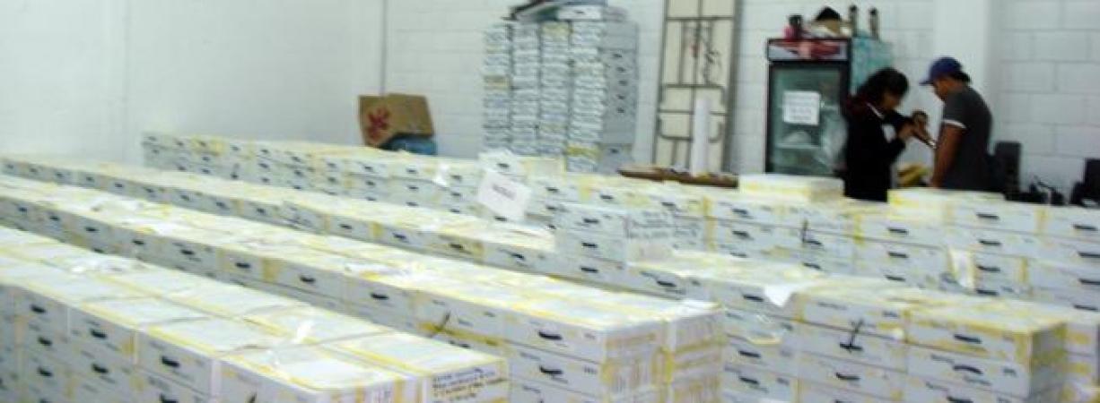 INE: paquetes en Coahuila se trasladaron 'por fuera'