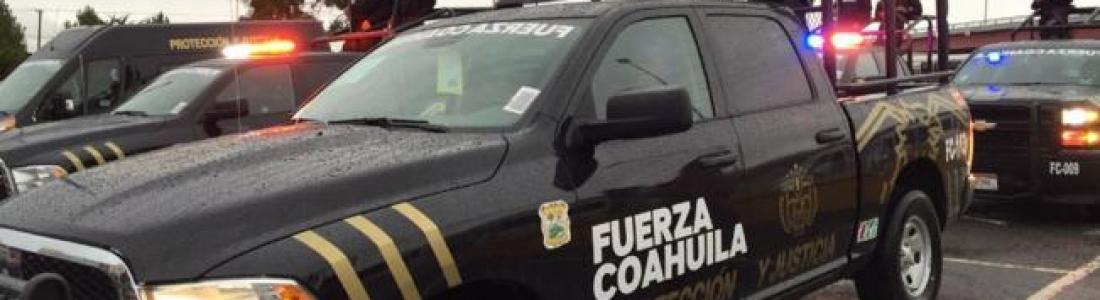 Fuerza Coahuila integrará la nueva policía metropolitana