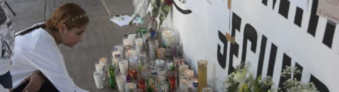 Murió la maestra baleada por alumno en colegio de Monterrey