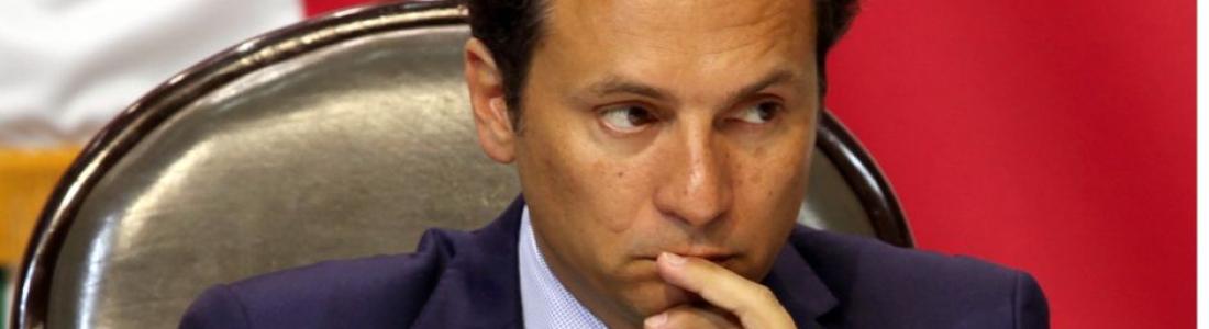 Emilio Lozoya renuncia a suspensión contra orden de captura; FGR ya puede detenerlo