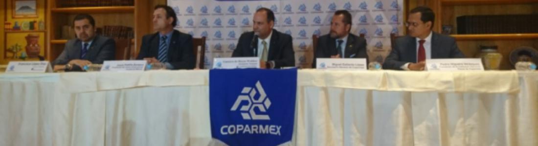 Coparmex presenta plan alterno para contrarrestar alza de precios