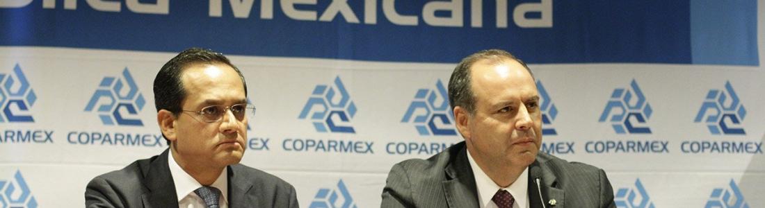 Coparmex denunciará a funcionarios corruptos