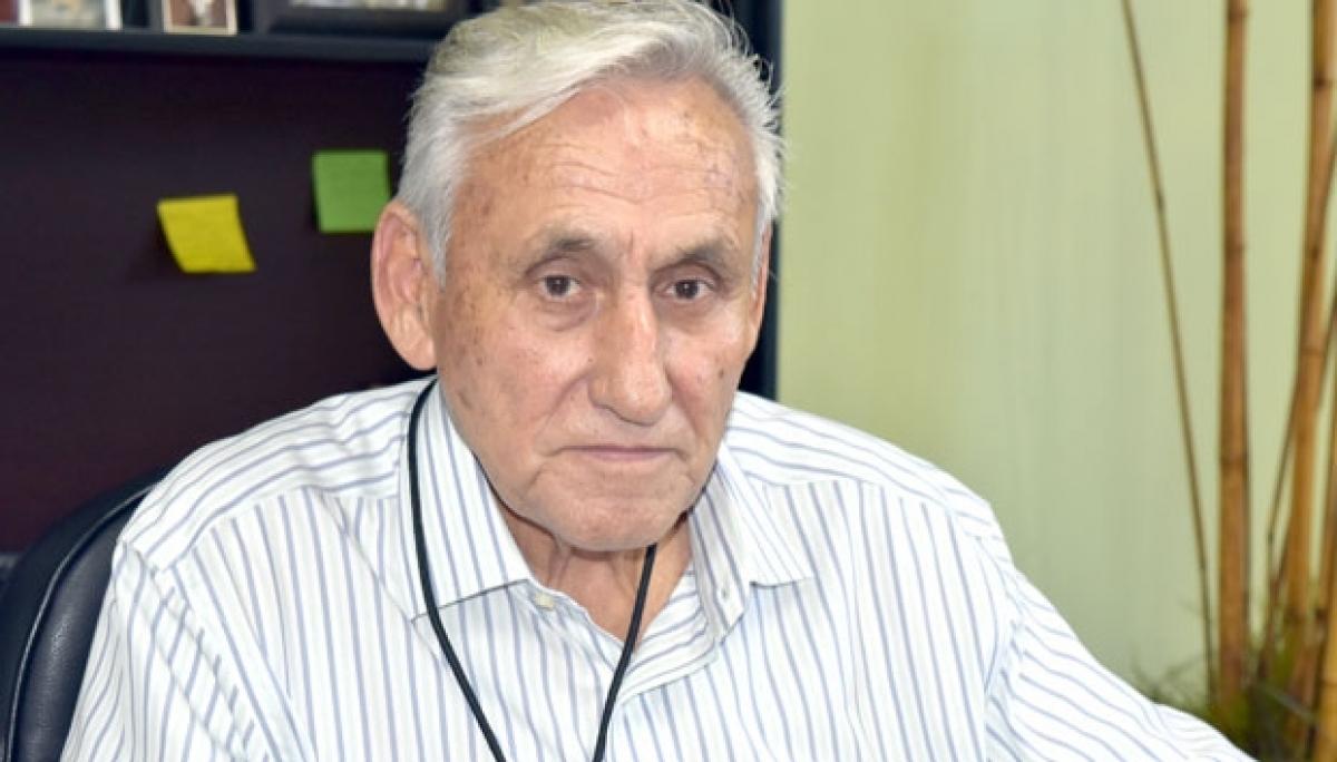 Designa PRI Nacional a sustituto de Purón
