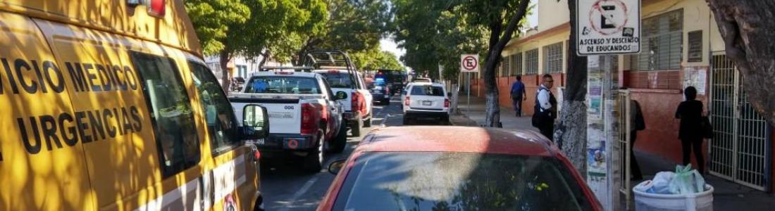 Tras amenaza de bomba, desalojan sede del PRI en Culiacán