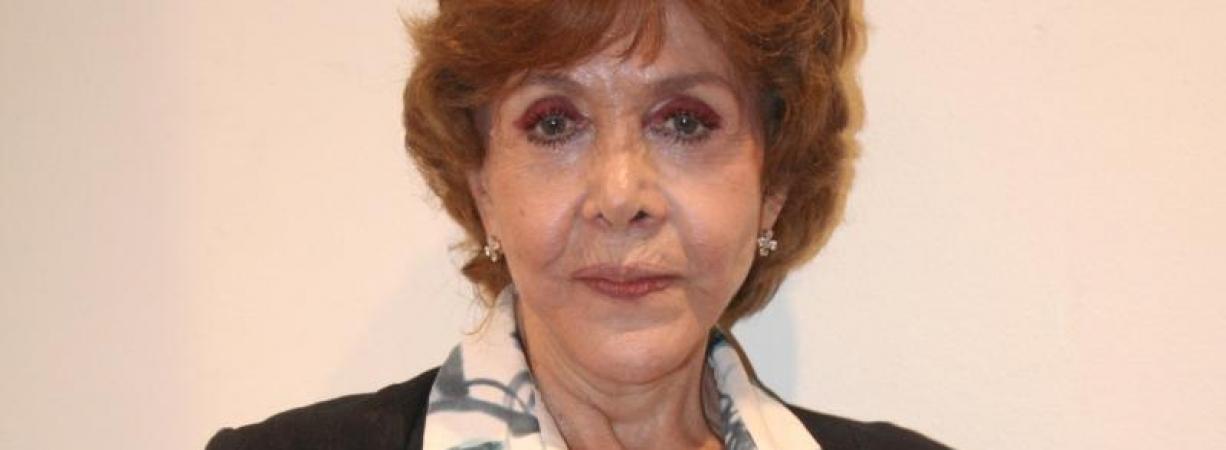 Muere la actriz María Rubio a los 83 años