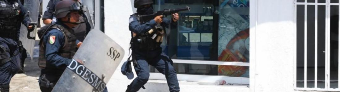 Denuncia CNTE 30 detenidos tras protestas contra Peña en Oaxaca