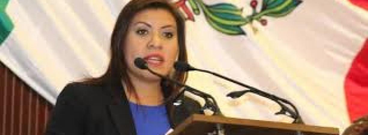 Denuncia Lariza Montiel que Congreso viola políticas de equidad de género