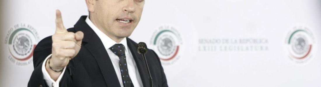 """""""Javier Villarreal no actuó solo"""": Luis Fernando Salazar"""