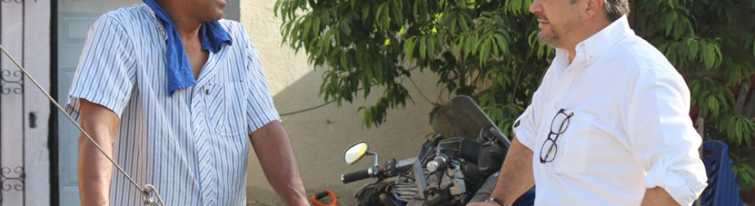 """""""BASTA DE ABUSOS DE POLICÍAS QUE VIOLAN DERECHOS HUMANOS"""" LENIN PÉREZ RIVERA"""