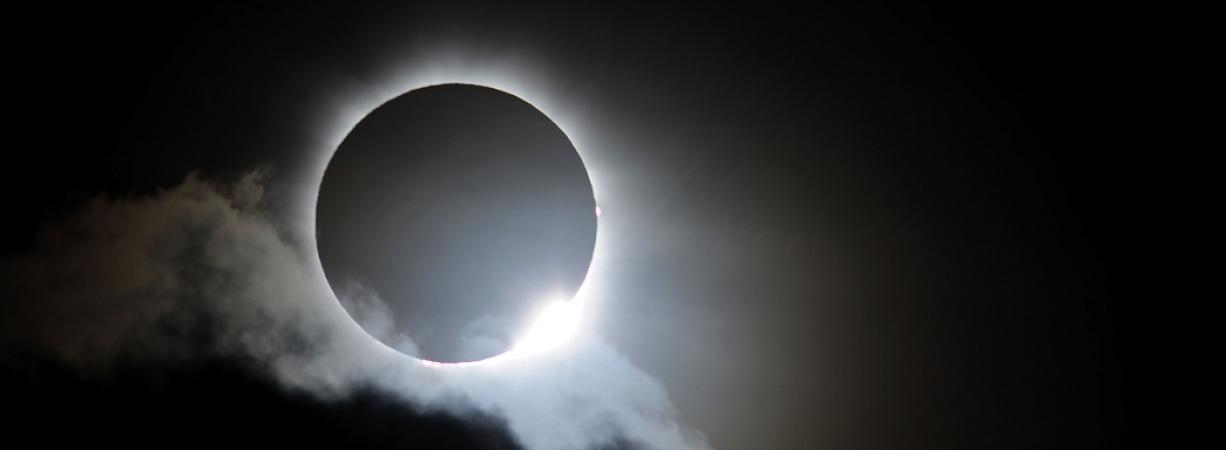 En México se verá el eclipse de sol del 21 de agosto del 2017