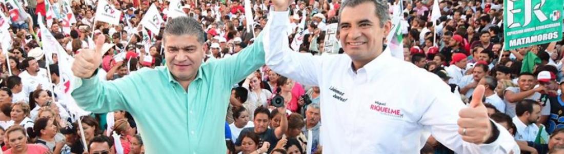 Ochoa Reza dice que Riquelme no rebasó tope de campañas