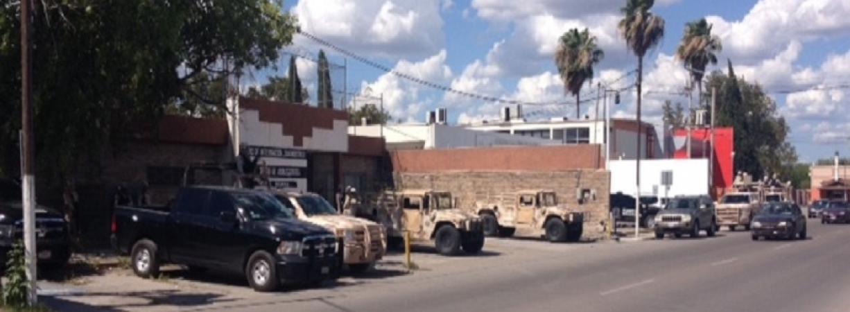 Detienen a elementos de Fuerza Coahuila con droga y dinero en Piedras Negras