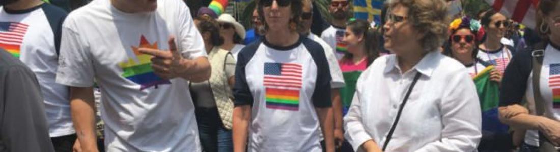 La CDMX se llena de arcoiris para exigir igualdad en la 39 Marcha del Orgullo LGBT