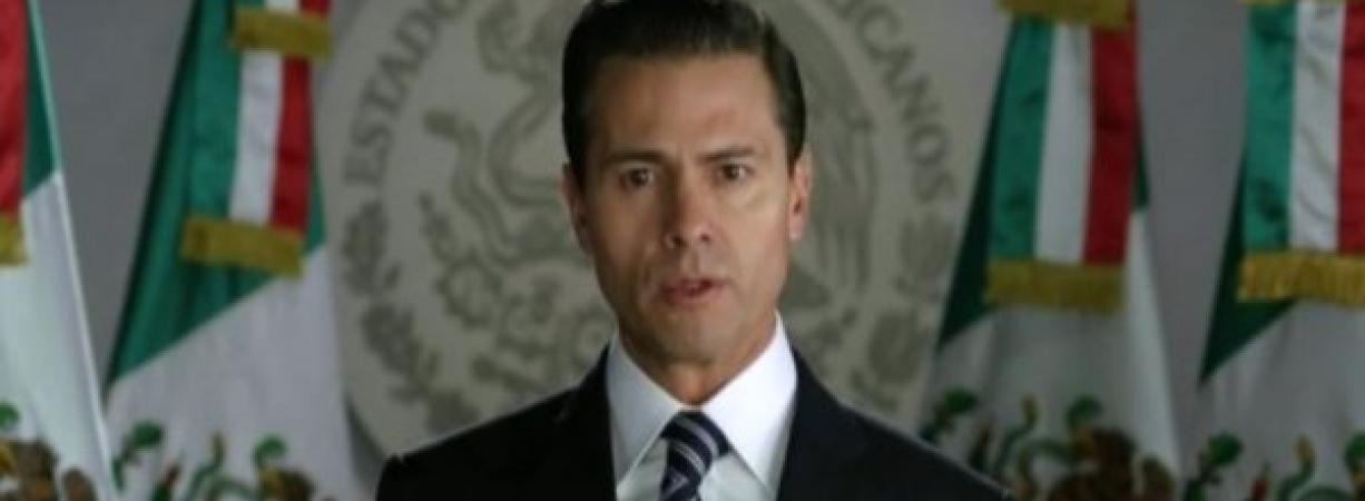 """""""¿Qué hubieran hecho ustedes?"""": Peña Nieto sobre el gasolinazo"""