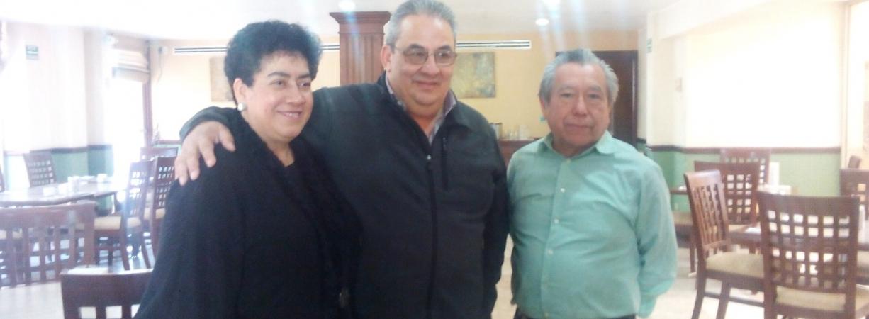 Destapan al Dr. Herbey Faz Ríos como candidato del PRD a la alcaldía de Acuña.