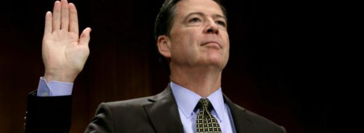 Trump despide a James Comey, director del FBI