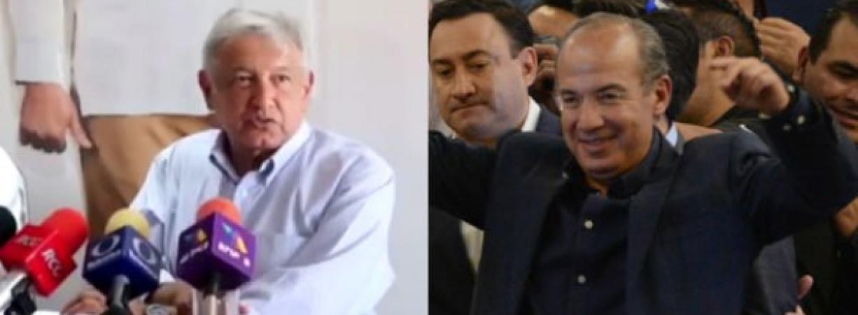"""Cruzan acusaciones AMLO y Calderón, por """"exoneración"""" de Moreira"""