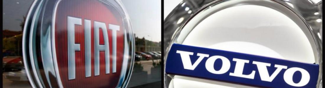 Y ahora Fiat y Volvo también dan la espalda a México; Trump felicita a Fiat