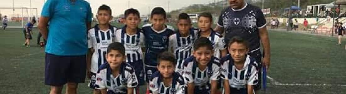 Rayados Acuña, se posiciona en sexto lugar nacional en copa 2017