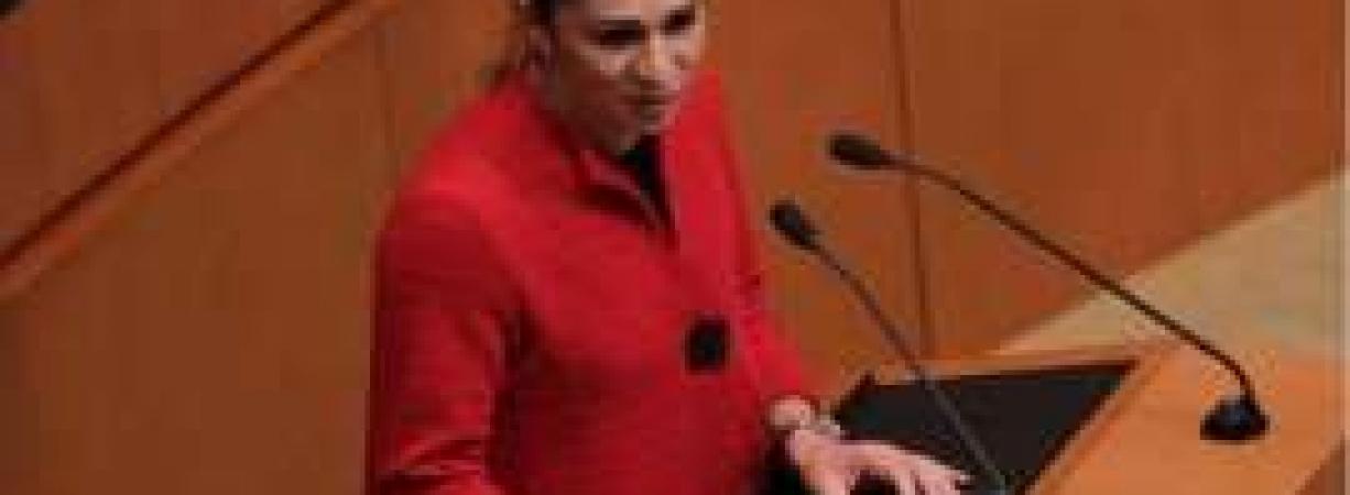 Confirma PF agresión a Ana Gabriela Guevara