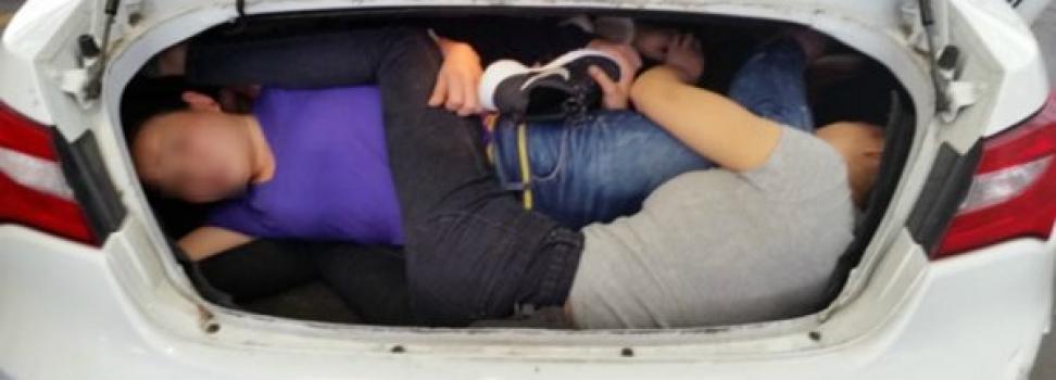 Detienen a hijo de Pepe Aguilar por presunto tráfico de personas