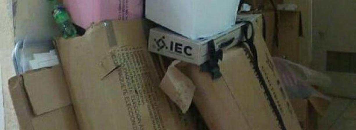 Investiga Fepade denuncia de material localizado en PGJE de ciudad Acuña