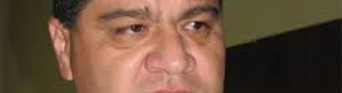 Hasta el último momento Riquelme se compromete contra la corrupción