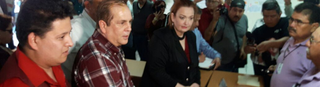 Morena designa a priístas de candidatos: Claudio Bres a Piedras Negras