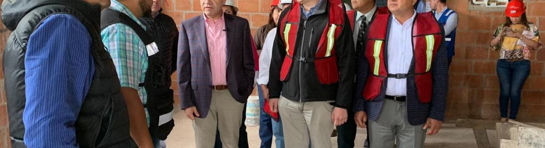 INICIA SEGUNDA FASE DE CONSTRUCCIÓN  DEL HOSPITAL DE CIUDAD ACUÑA