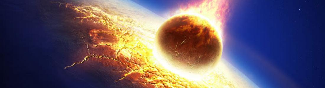 Qué pasaría si el asteroide 2012 TC4 que ha pasado rozando la Tierra impactara de verdad contra el planeta