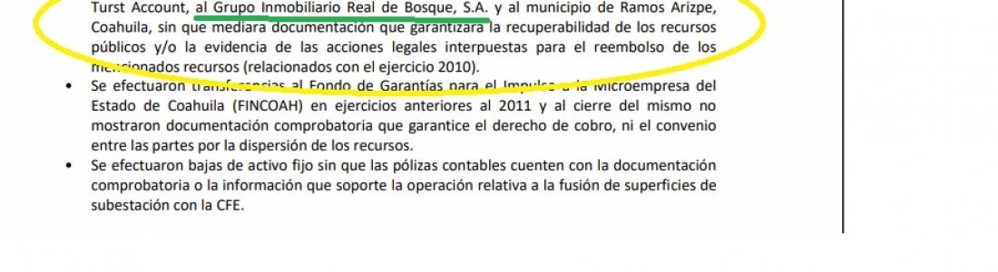 Buscan carpetazo en caso de deuda estatal; se favoreció a familia de Manolo Jiménez