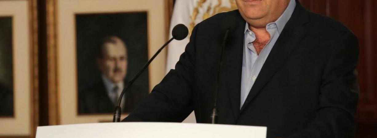 Responsabiliza Rubén Moreira a medios de comunicación de pérdida de empleos e inversiones en Coahuila